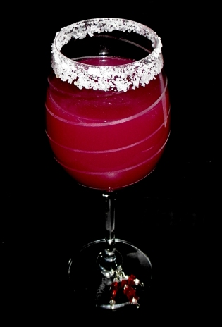 Cactus Berry Cocktail