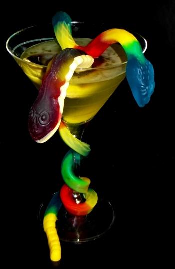 Mojave Green Rattlesnake Drink