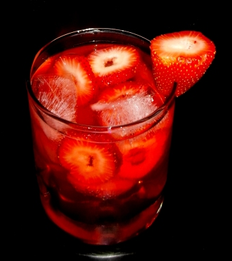 Crimson Tide Cocktail