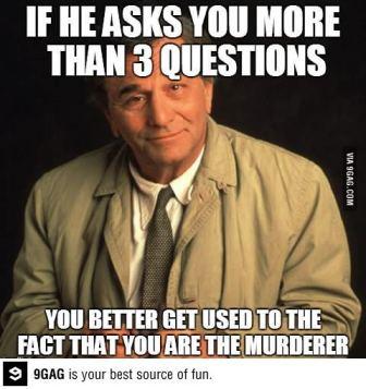 Columbo murderer