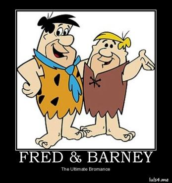 Fred and Barney