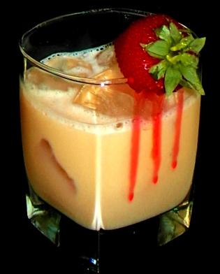 Guillotine Drink Recipe