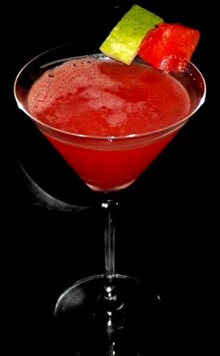 Gambon's Corner Martini