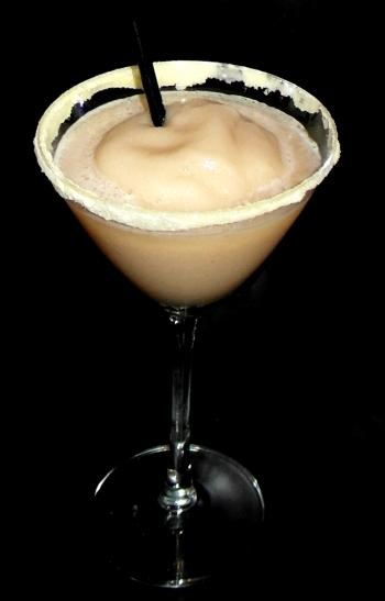 Dirty Pina Colada Cocktail