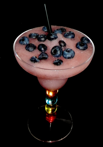 Wildberry Daquiri Frozen Cocktail