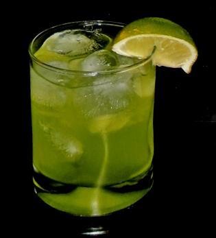 Cactus Kicker Cocktail