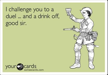 drink challenge
