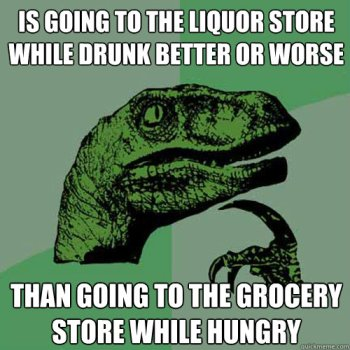Liquor Shopping