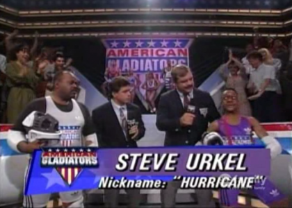 urkel-american-gladiators