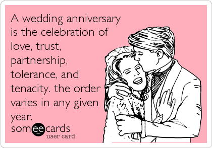 Wedding Anniversary