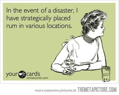 Disaster Rum