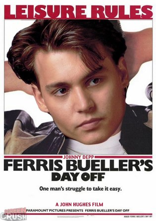 Ferris Bueller's Day Off Johnny Depp