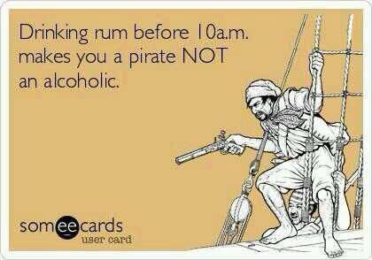 Rum Before 10am