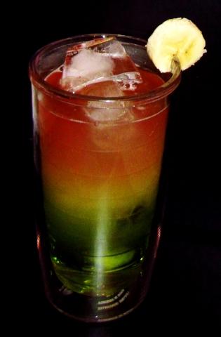Drunk Monkey Drink Recipe