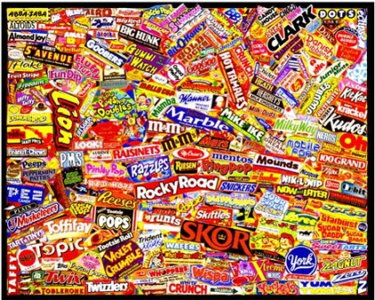 candy-wrappers-collection