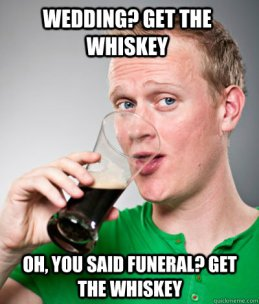 Funeral Whiskey
