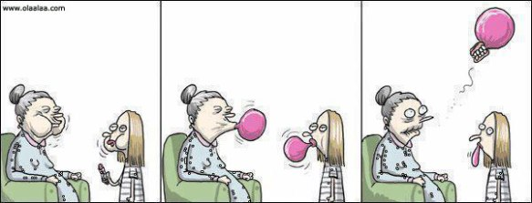 Gum Comic