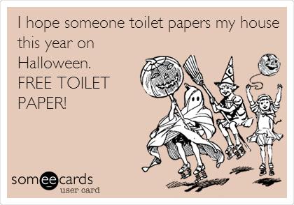 halloween-toilet paper