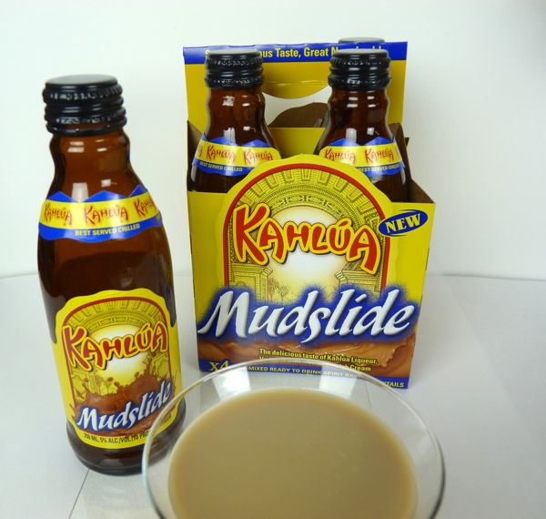 how to make a frozen mudslide with kahlua