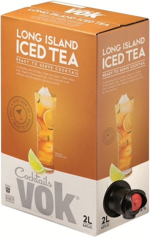 Long Island Iced Tea Box
