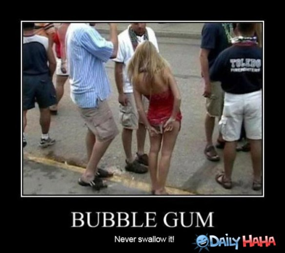 Never Swallow Gum