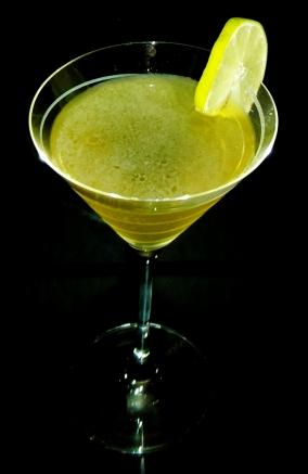 Cajun Kiss Martini