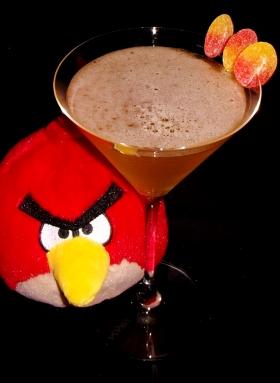 Angry Bird Martini