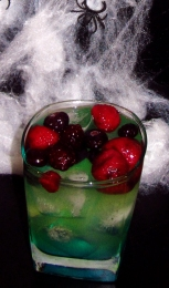 Green Gobbler Drink Recipe