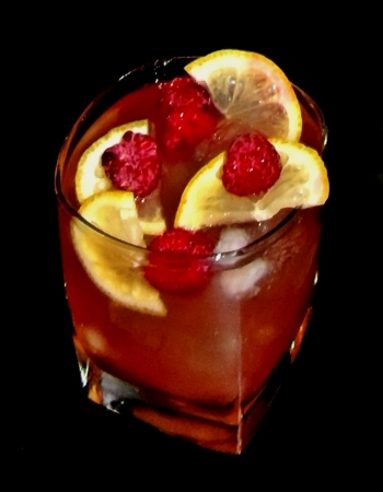 Raspberry Dew Drop Drink Recipe