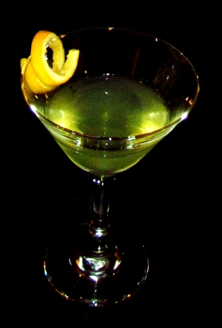 Colony Club Martini Drink Recipe