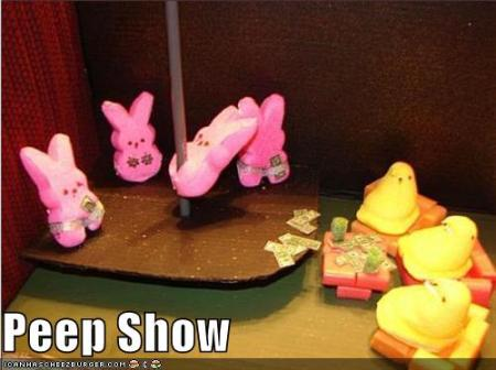 Peep Show Candy