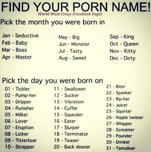 Name Porn Star 72