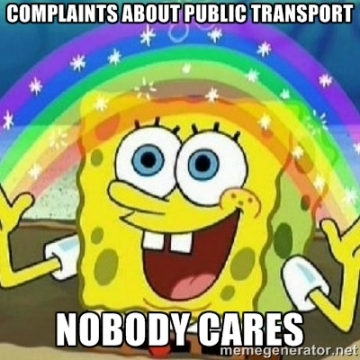 Public Transport Complaints