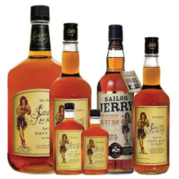 sailor-jerry's collection