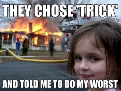 Trick Fire