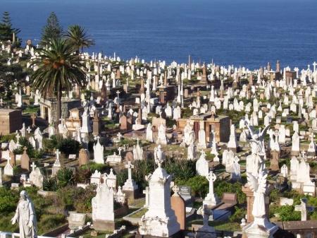 Waverley-Cemetery