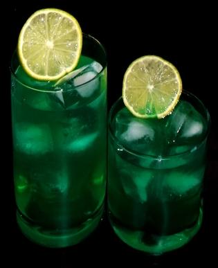 Warp Pipe Drink Recipe