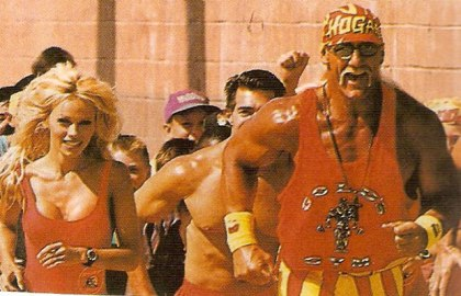 WCW Baywatch