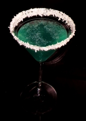 Snowflaketini Drink Recipe