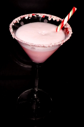 Candy Cane Drink Recipe