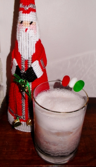 Santa's Last Job Drink Recipe