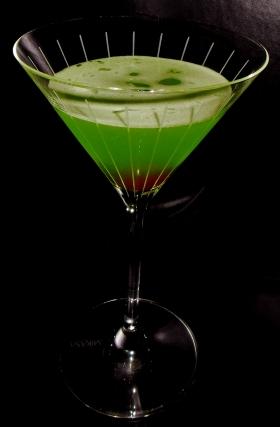 Grinch Drink Recipe