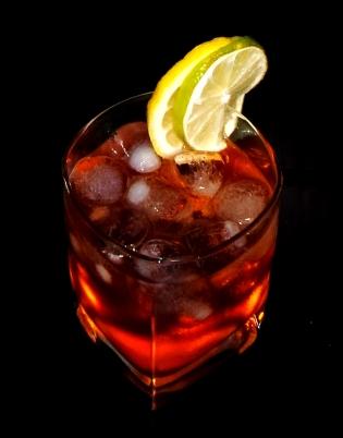 Naughty List Drink Recipe