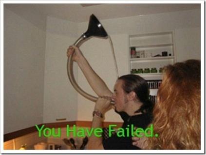 Funnel Fail