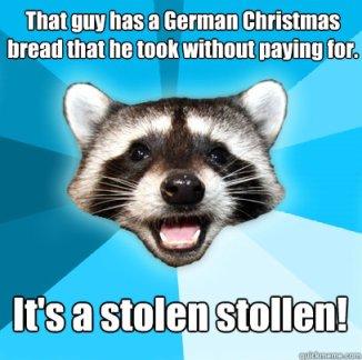 German Stollen