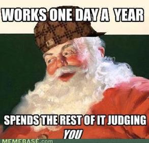 Santa Judges