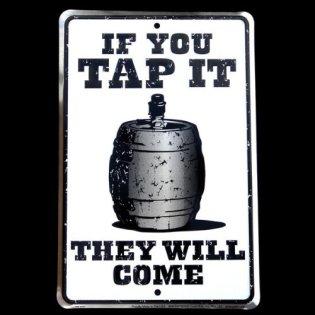 Tap the Keg