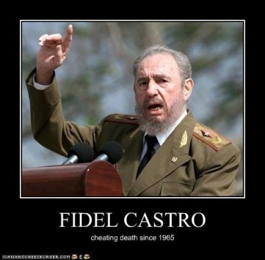 Castro Cheating Death