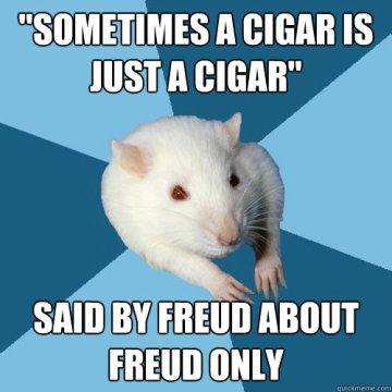 Freud Cigar