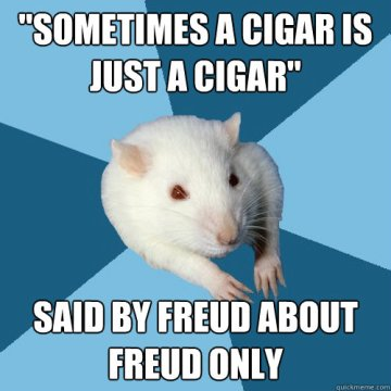 Freud Cigar